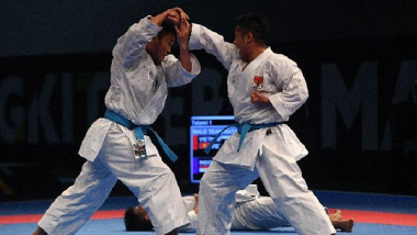 Beginilah Kisah Sukses Atlet, Pelatih Dan Wasit Karate