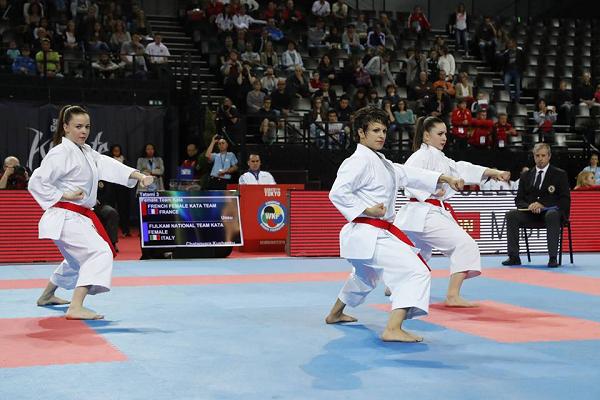 Kata Karate Aliran Shotokan Nomor 19-25 Dan Artinya