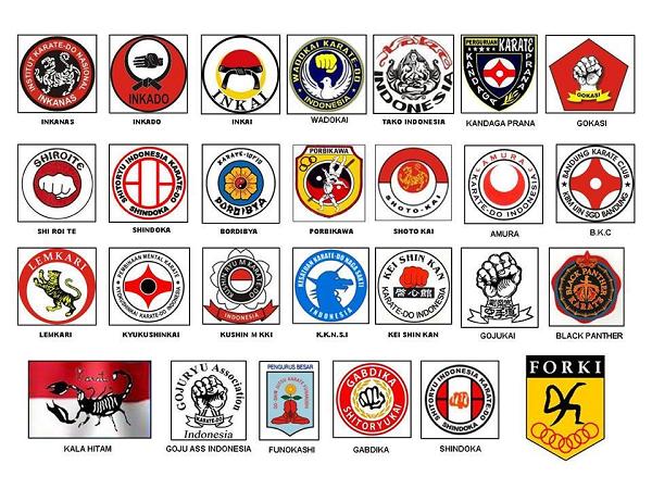 Perguruan Karate Yang Ada Di Indonesia